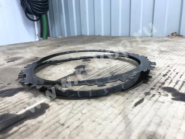 Выгнутые стальные диски