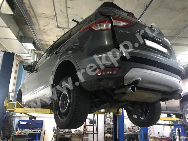 Форд Куга АКПП 6F35