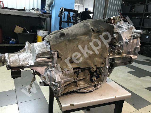 Ремонт вариатора TR580