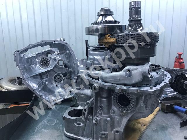 Ремонт вариатора TR580 Subaru Forester
