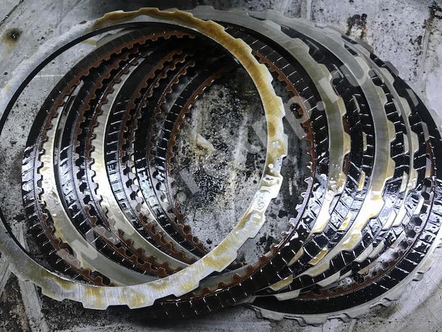 Фрикционные диски АКПП Инфинити G35