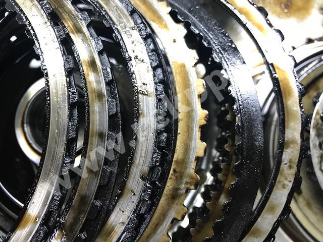 Фрикицонные диски АКПП 09G