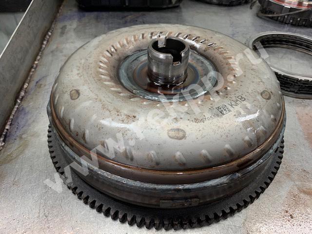 Ремонт гидротрансформатора Хендай ix35