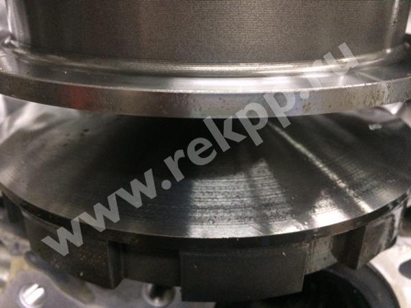 Ошибки P0868, P1778 - ремонт вариатора JF011E Ниссан Х-Трейл